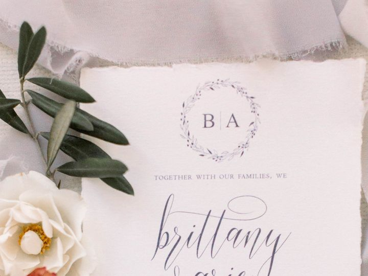 Tmx Danielle Harris Photography 17 51 577274 1572640943 Carmel, IN wedding invitation
