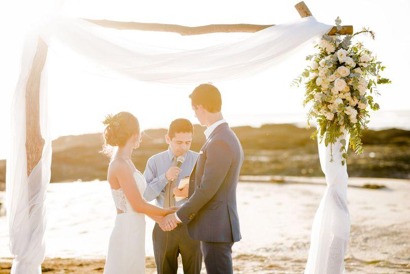 Weddings at Cala Luna