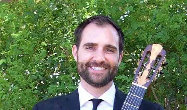 Brendan Lake, Classical Guitarist