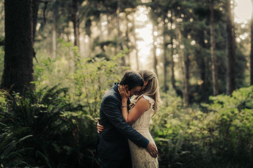 Newlyweds - James Lester Photography