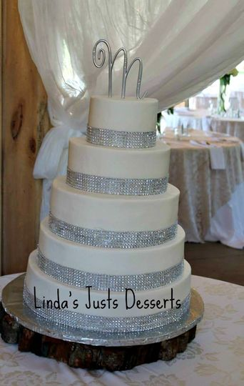 Buttercream and bling!
