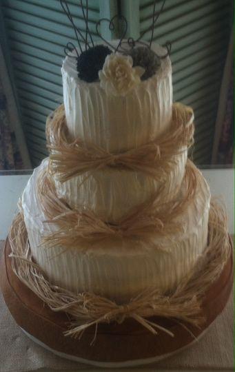 Sweet Ps Custom Cakes Wedding Cake Port Saint Lucie FL