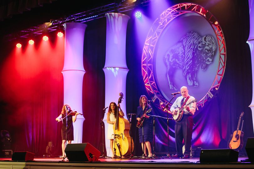 Michael and Jennifer McLain & the Banjocats