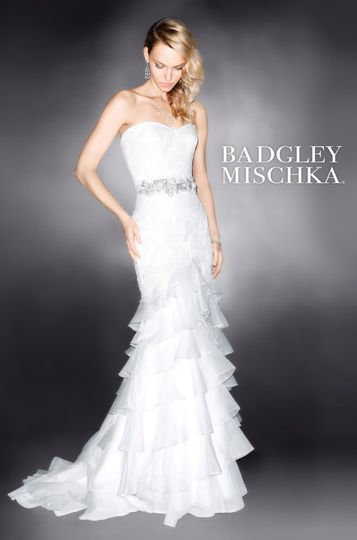 Badgley Mischka Bride - Dress & Attire - WeddingWire