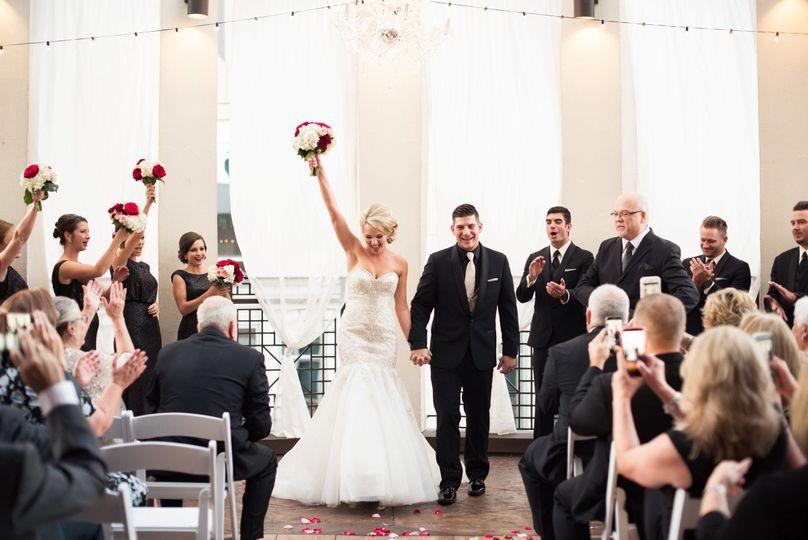 Wedding recessioon