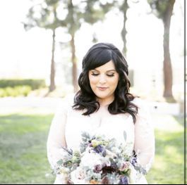Bride Hair and Makeup