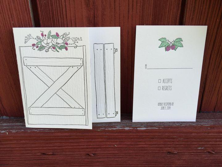Tmx 1461167336534 Barn2 Chestertown wedding invitation