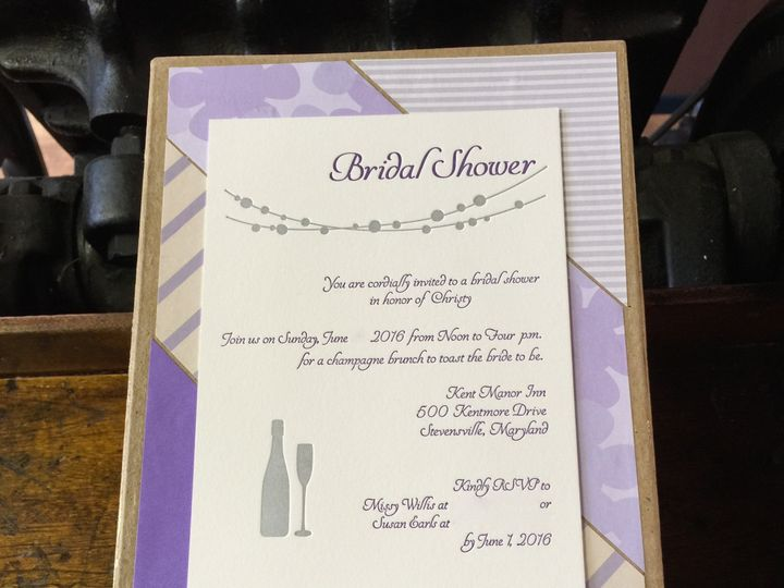 Tmx 1462391616572 Img0372 Chestertown wedding invitation