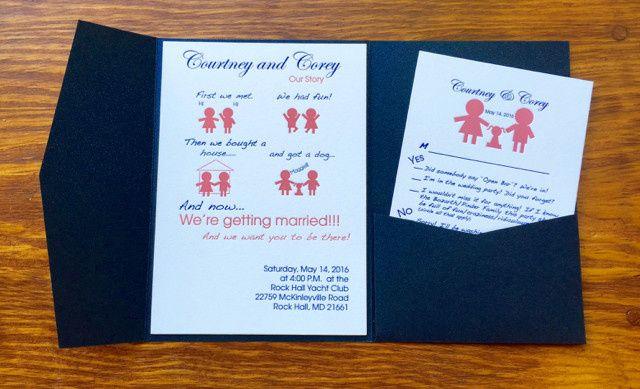Tmx 1467716416548 Img5190 Chestertown wedding invitation