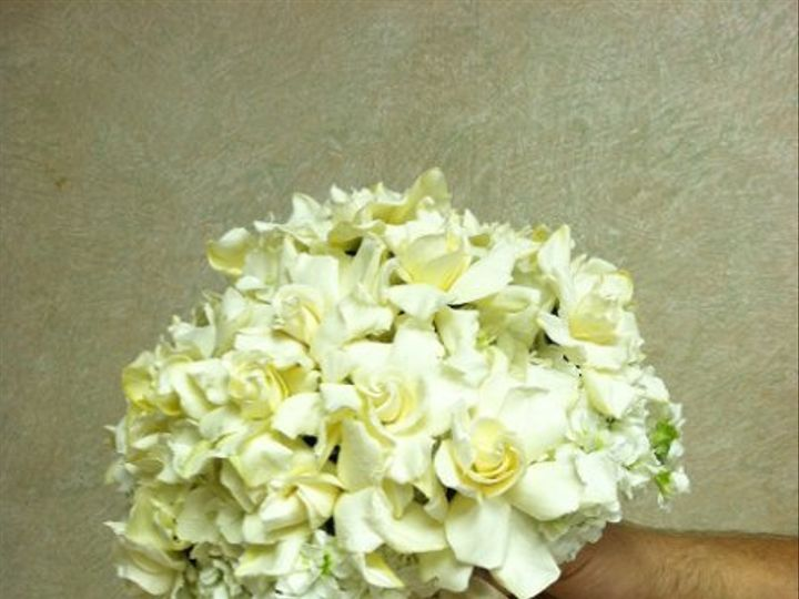 Tmx 1312048573776 Gardeniabouquet2 New City, New York wedding florist