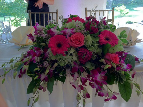 Tmx 1312048714722 Sweethearttablecascade New City, New York wedding florist