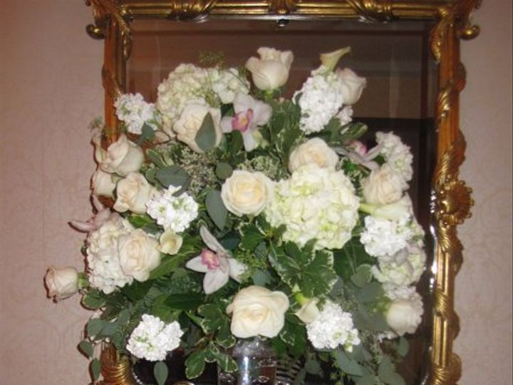 Tmx 1316465445992 Allwhitehigh New City, New York wedding florist