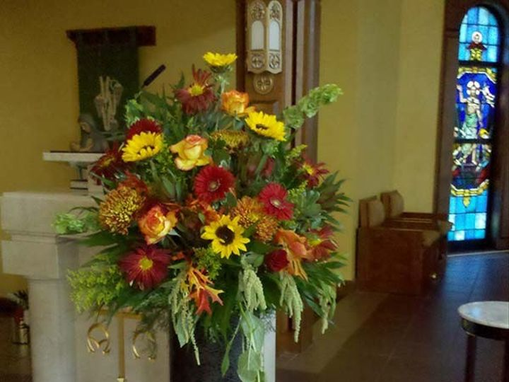 Tmx 1395353829174 Autumnchurchwedding Bassett Weddings 60 New City, New York wedding florist