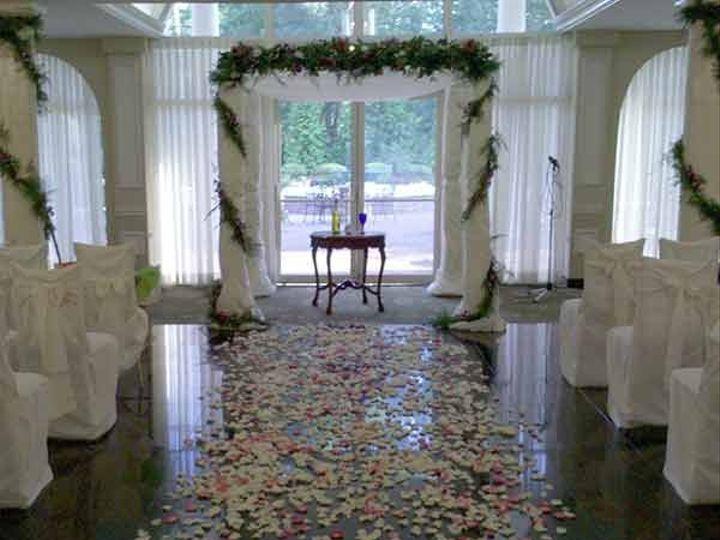 Tmx 1395353837122 Whitedrapedchuppa Bassettweddings 60 New City, New York wedding florist