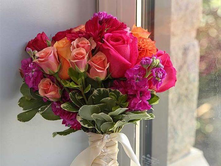 Tmx 1439930200197 Bouquet Bassett Flowers Wedding 600x672 New City, New York wedding florist