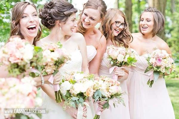 Tmx 1439930282892 Bridalparty Bassett Weddings Cassiclaire Flowers 1 New City, New York wedding florist