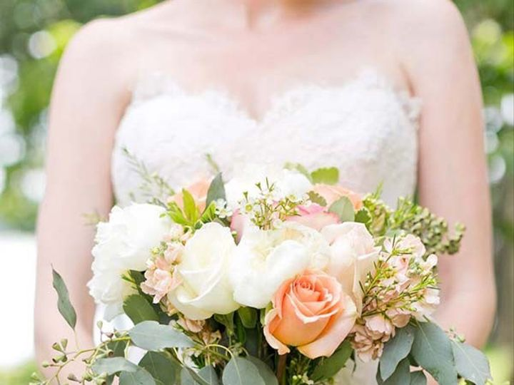 Tmx 1439930326244 Bridegroom Bassett Weddings Flowers Cassiclaire Br New City, New York wedding florist