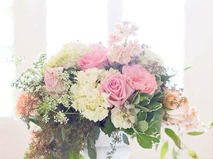 Tmx 1439930649210 Bassett Weddings Flowers Cassiclaire Reception Car New City, New York wedding florist
