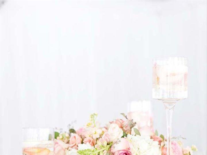 Tmx 1439930682393 Bassett Weddings Flowers Cassiclaire Reception Tab New City, New York wedding florist