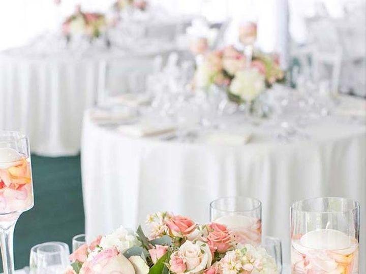 Tmx 1439930718321 Bassett Weddings Flowers Cassiclaire Reception Tab New City, New York wedding florist