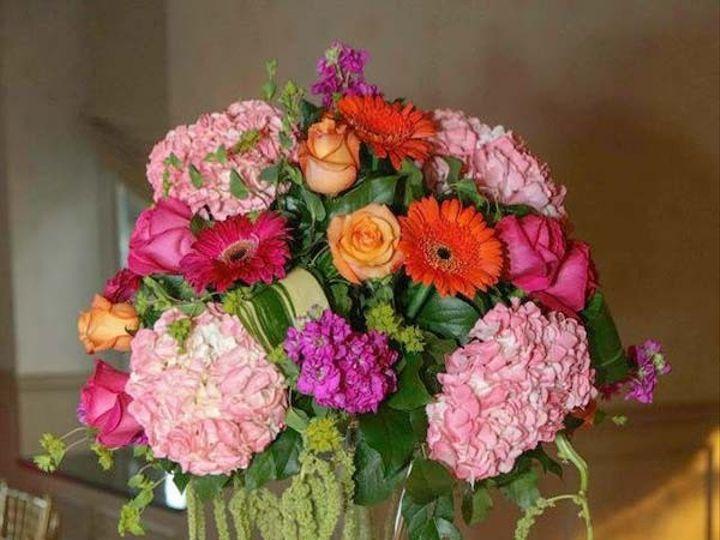 Tmx 1439930756181 Wedding Reception Tall Vert New City, New York wedding florist