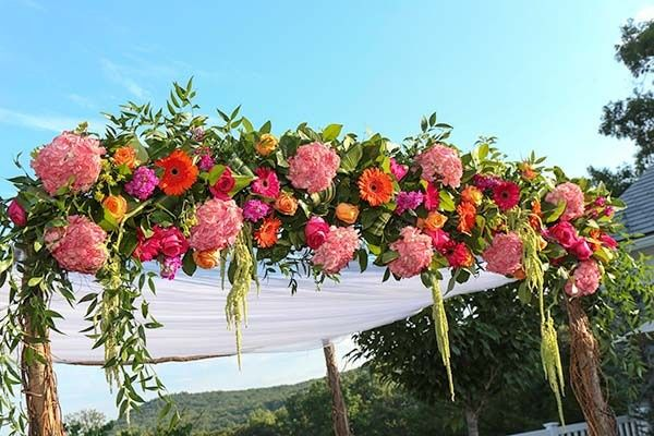 Tmx 1439931693361 Flower Structure Bassett Flowers Weddings New City, New York wedding florist