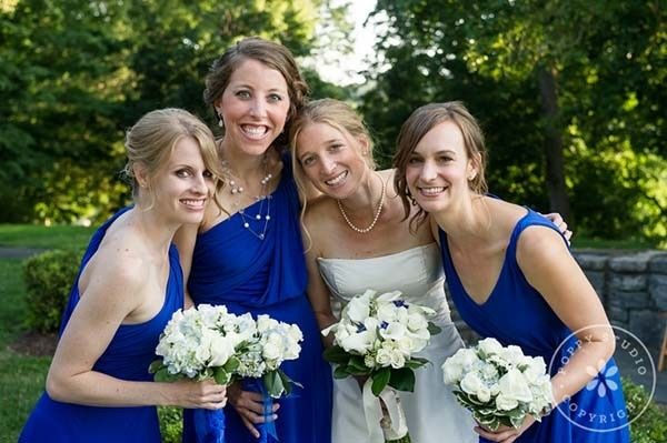 Tmx 1439932237542 Bassett Flowers Weddings Poppystudio Bridalparty New City, New York wedding florist