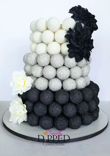 800x800 1511799613336 cake pop cake   black silver  white logo