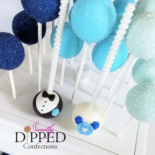 Sweetly dipped confections