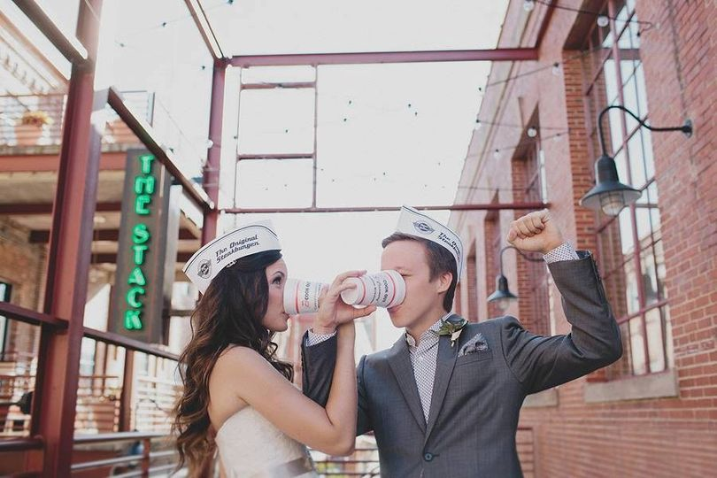 Drinks up! | Photography by Kellie Kano
