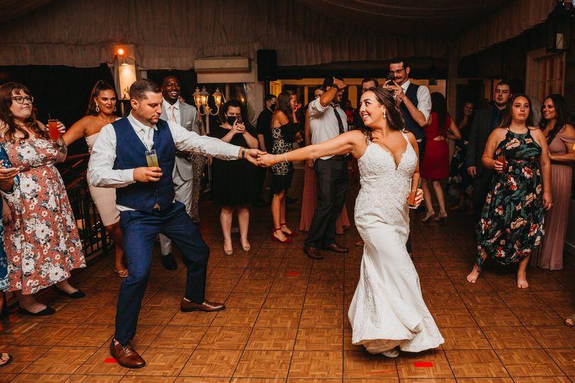 Dance floor Kelly