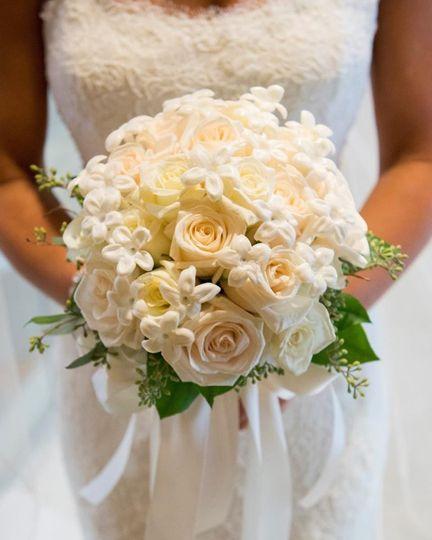 Rose Hill Garden Wedding Flowers Massachusetts Boston Watertown