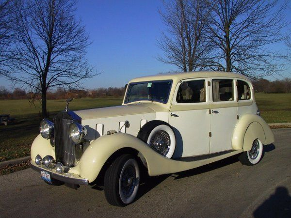 Flying Lady Division - Our 1937 Rolls Royce