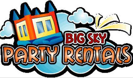 Big Sky Party Rentals