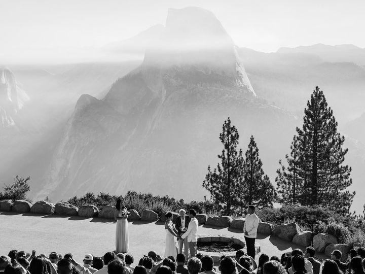 Tmx 1528834754 A59ba55c406eb471 1528834752 7f81dea6b7ab4669 1528834752135 7 Yosemite Destinati Yosemite National Park, CA wedding venue