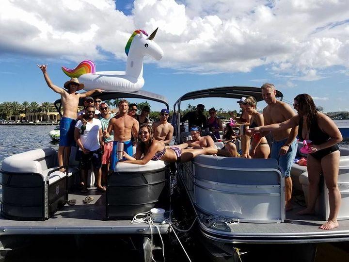 Tmx 1529447619 A024f7e7ad71fd74 1529447618 6d6511607d8f0e28 1529447613111 6 Unicorn Fort Lauderdale, FL wedding transportation