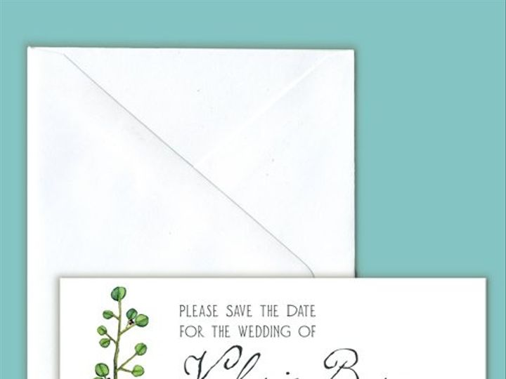 Tmx 1346275694299 Nestingstd Pasadena wedding invitation