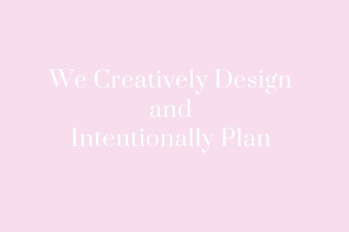 We Creatively Design