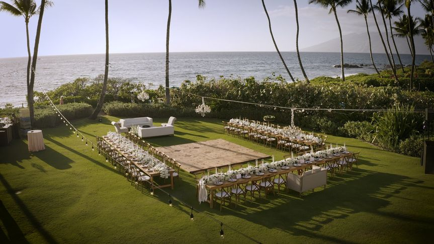 Andaz Wedding Reception