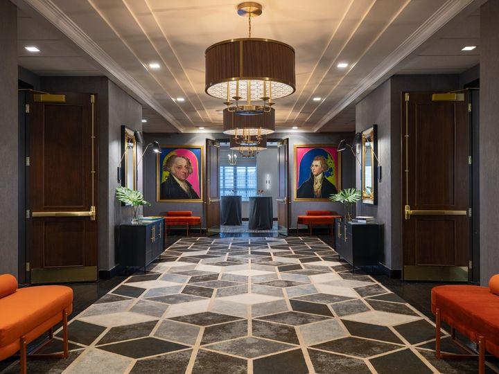 Tmx 24th Floor Foyer Doors Open 51 432474 1563810618 Philadelphia, PA wedding venue