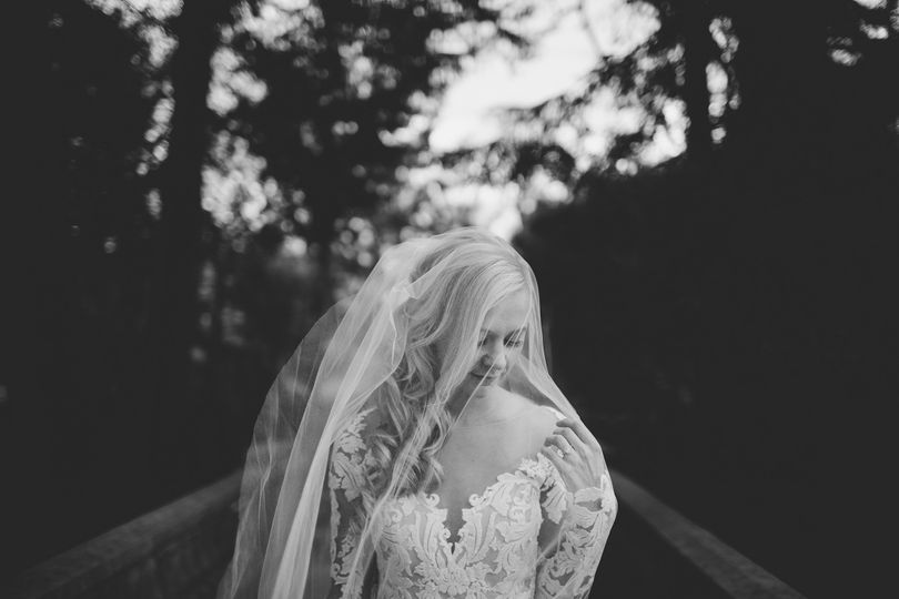 Bridal Portraits at the IMA