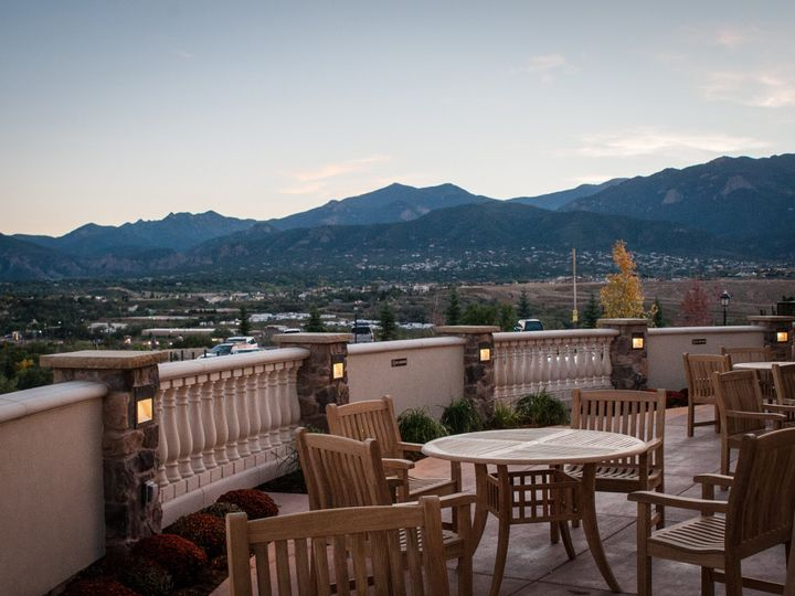 Tmx 1416262781354 Veranda View 2 Colorado Springs wedding venue