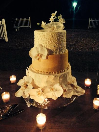 A Sweet Event, LLC - Wedding Cake - Lakeland, FL - WeddingWire