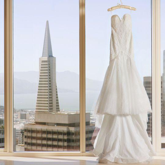 12transamerica wedding gown san francisco