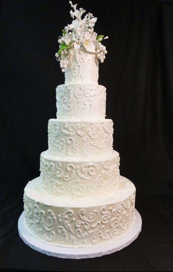 Perfect Wedding Cake Marietta Ga
