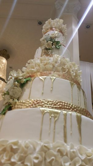 Perfect Wedding Cake/Unforgettable Weddings Cakes