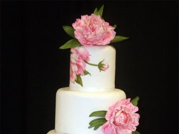 Tmx 1299709034162 Peonycakecopy Marietta, Georgia wedding cake
