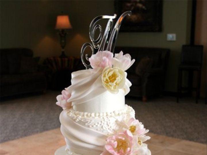 Tmx 1299709126146 Smallermarishell Marietta, Georgia wedding cake