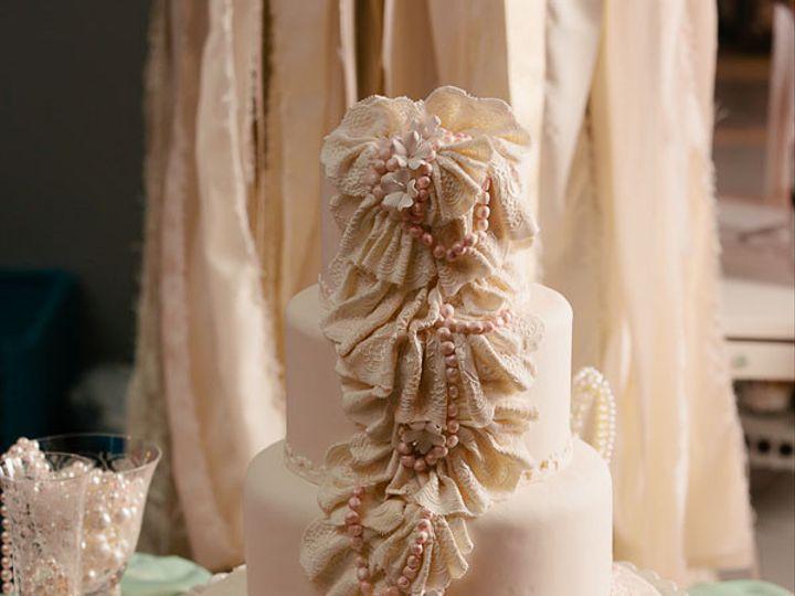 Tmx 1402513767198 Antique Lace Marietta, Georgia wedding cake
