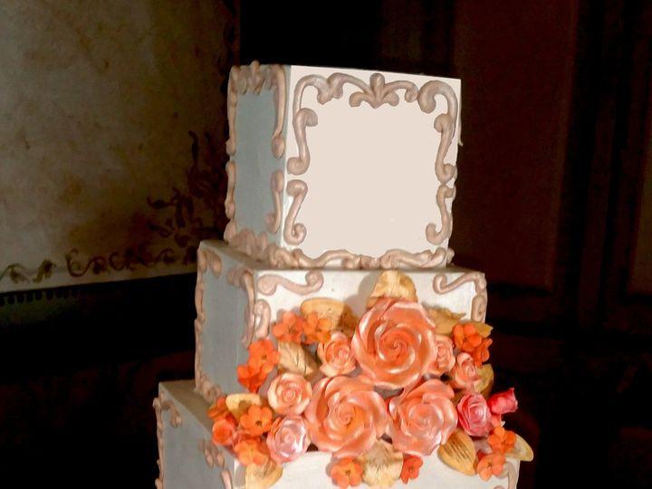 Tmx 1482520992257 Baroque Square 2 Marietta, Georgia wedding cake